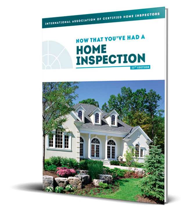 Now that you've had a home inspection, Jacksonville FL